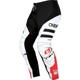 O'Neal Element Pantaloni Uomo, bianco/nero